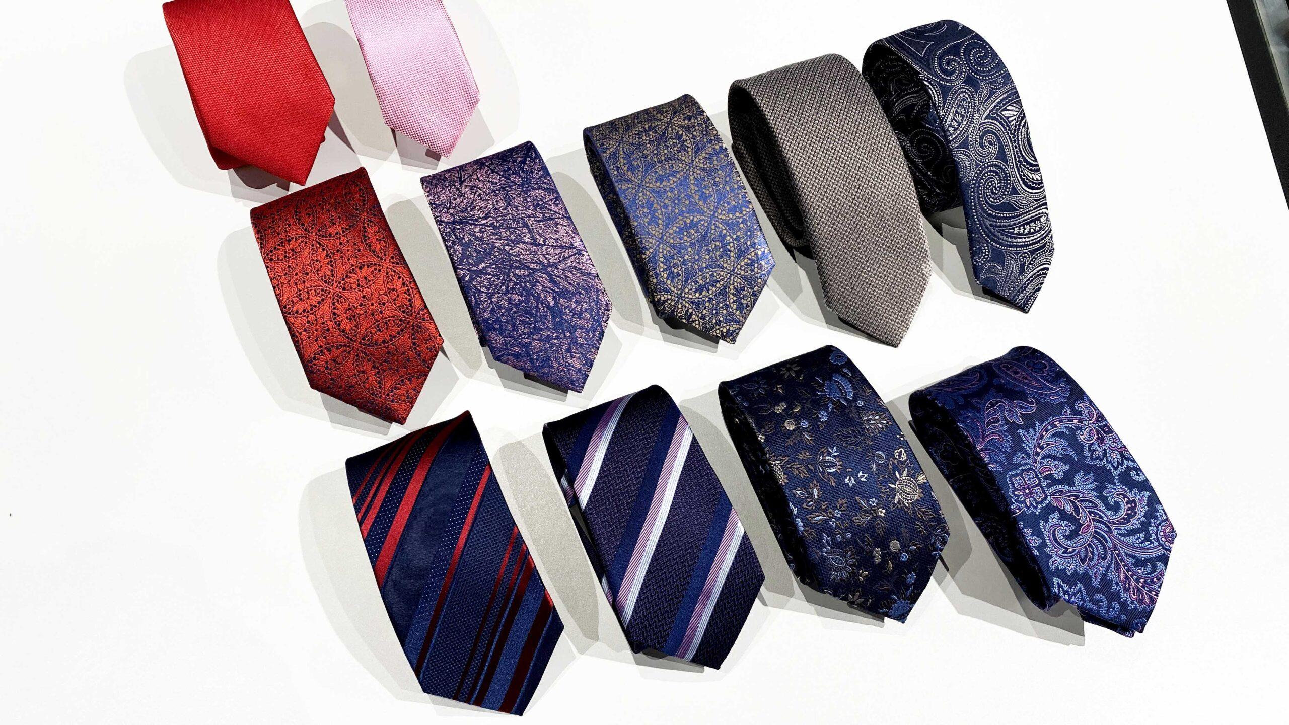 Hogyan válassz nyakkendőt?